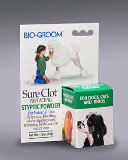 Sure Clot Styptic Powder 15g